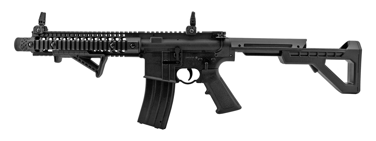Panther Arms SBR .177 Cal Full Auto Blowback Action BB Rifle - Remanufactured