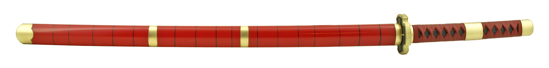 40 in Samurai Warrior Foam Katana Anime Cosplay Sword with Sheath - Red