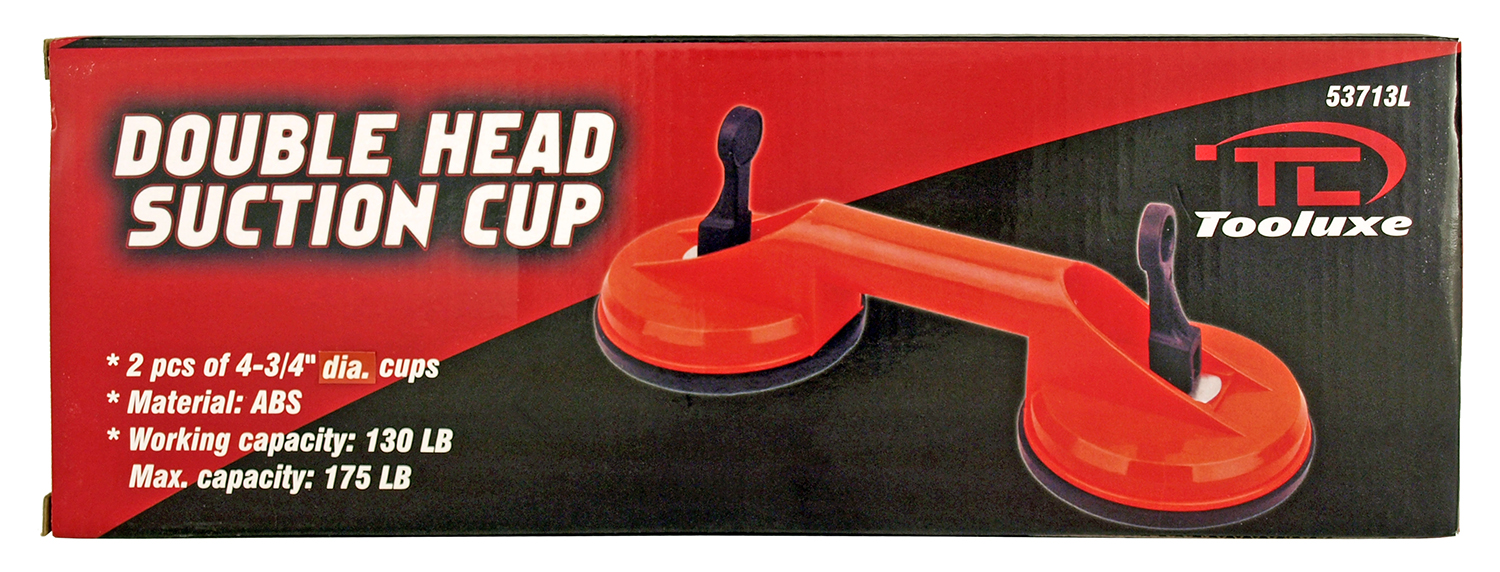 Double Head Suction Cup