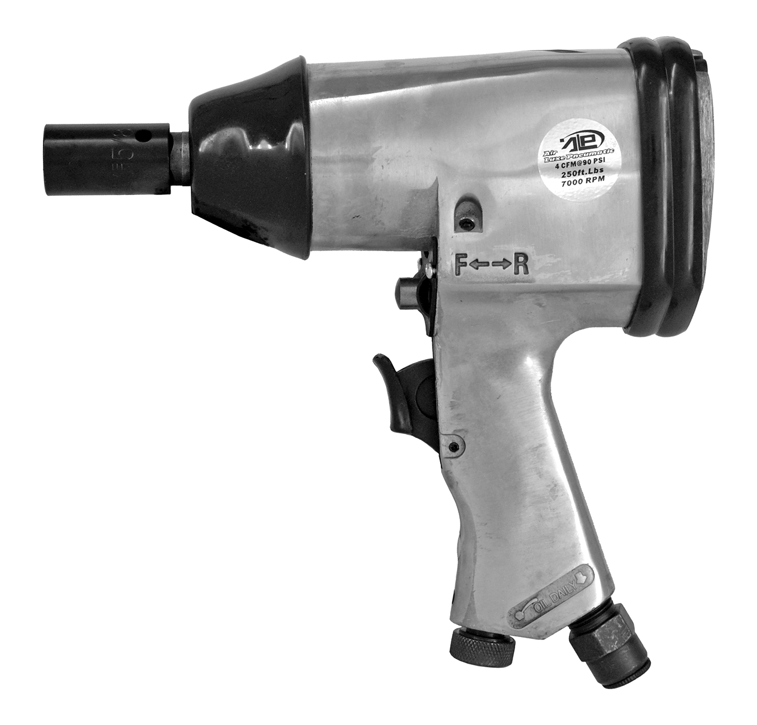 1/2 in Air Impact Wrench Kit