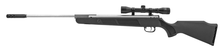 Beeman Silver Kodiak 1077SC .177 and .22 Cal. X2 Dual Caliber Air Pellet Rifle