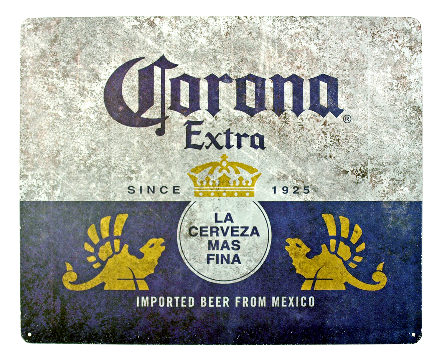 Corona Extra Metal Bar Sign