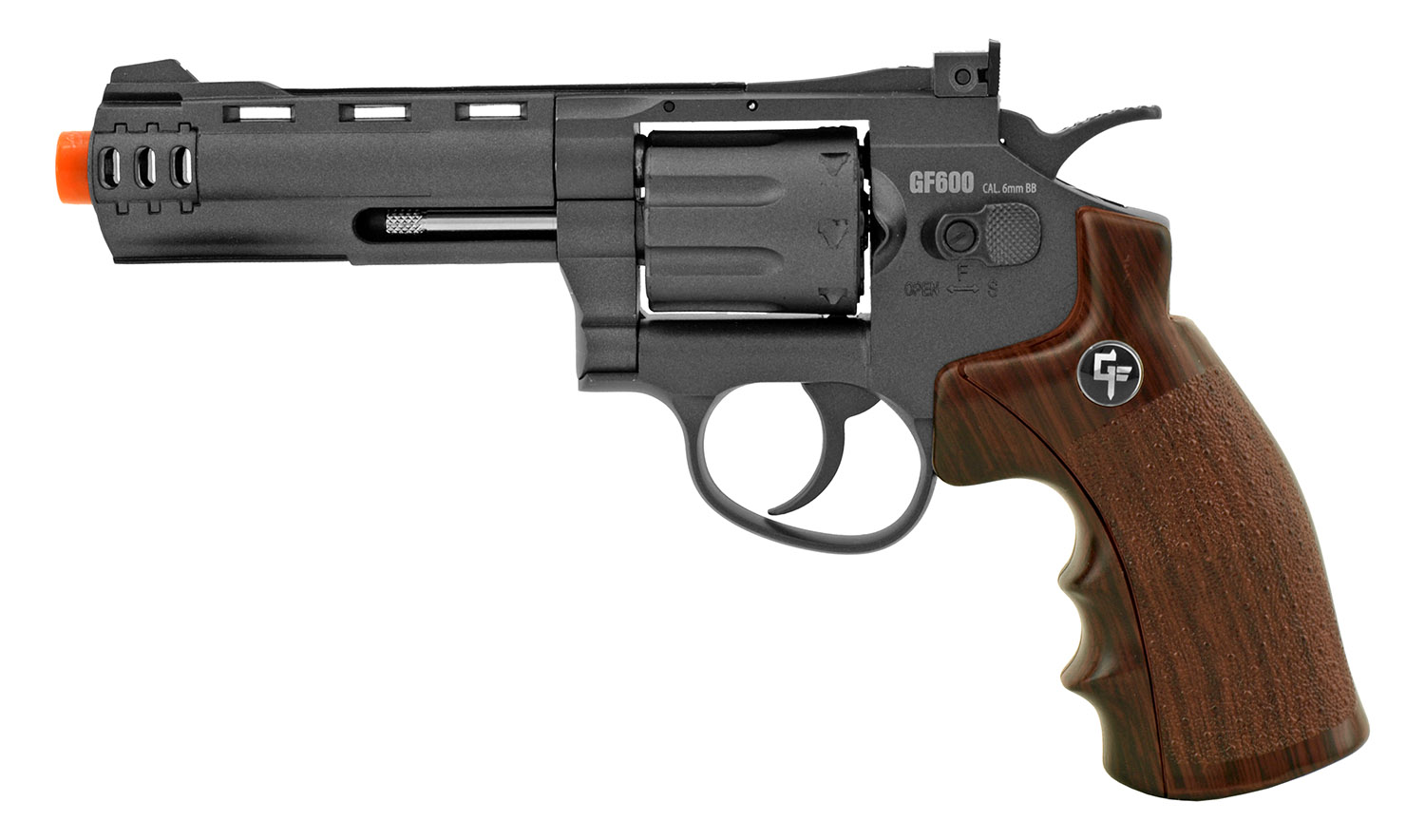 Z357 Ztorm CO2 Airsoft Revolver - Refurbished