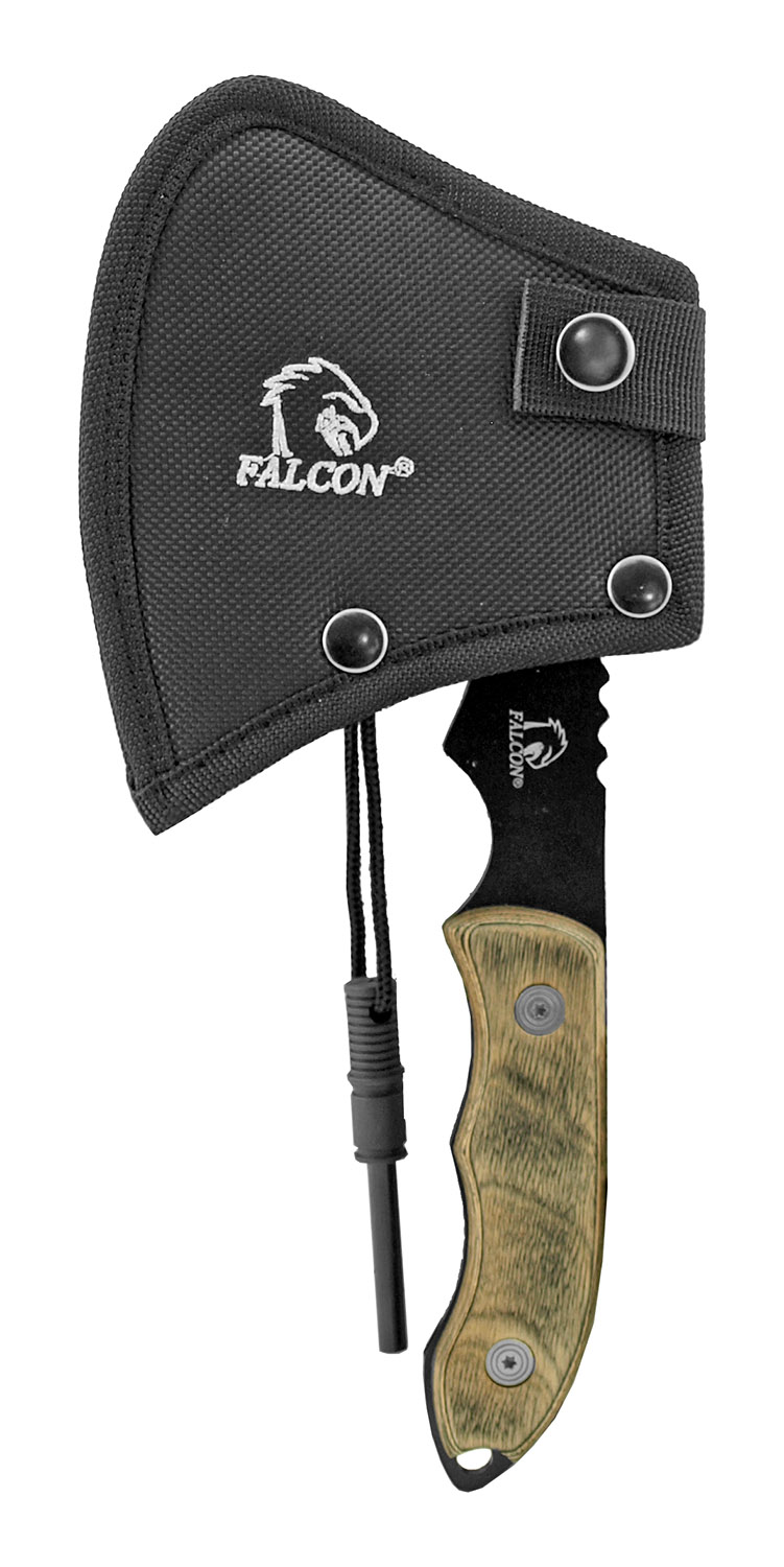 10.5 in Stainless Steel and Wood Throwing Competition Axe Hatchet - Sandlewood