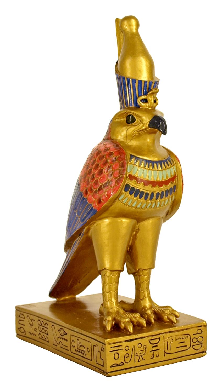 Horus Falcon Eygptian Statue Figurine