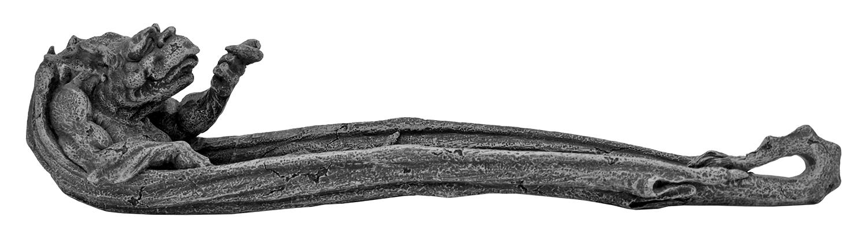 Smoking Gargoyle Gothic Incense Holder
