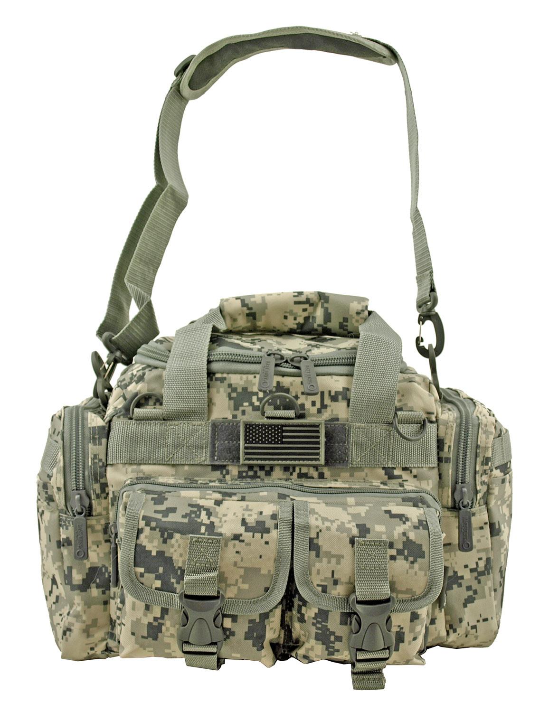 Mini Duffle Carry On Travel Gym Bag - Digital Camo