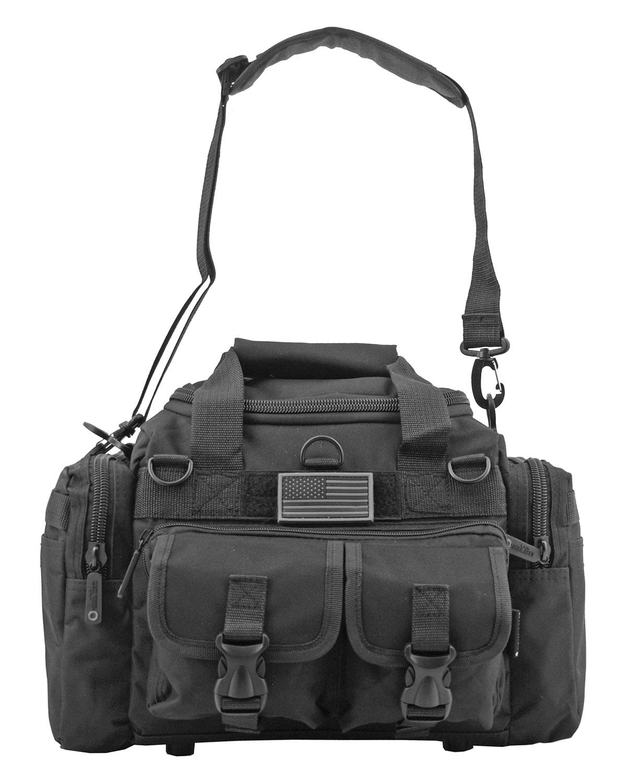 Mini Duffle Carry On Travel Gym Bag - Black