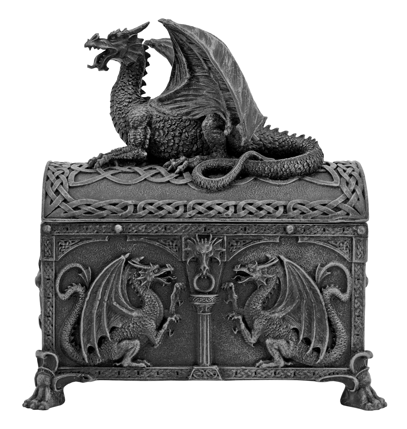 Dragon's Keep Jewelry Box