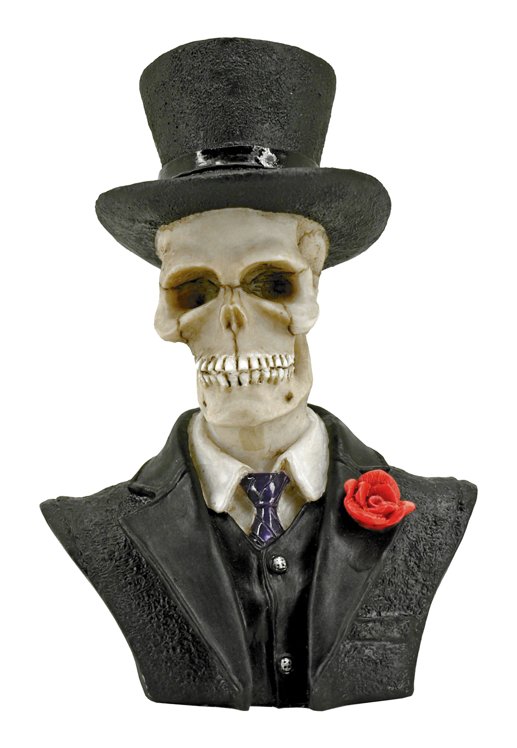 Skeleton Groom of Death Cake Topper Figurine