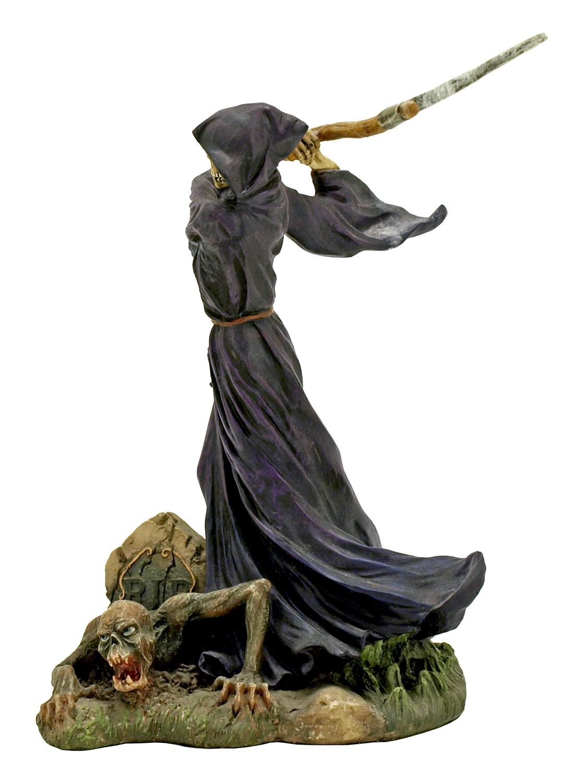 Grimm Reaper Statue Figurine