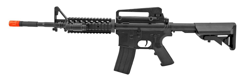 M-16A Spring Airsoft Rifle