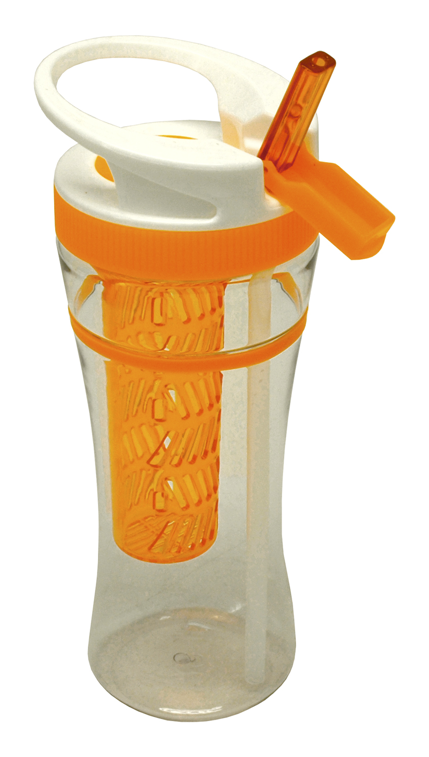 Tumbler Water Bottle with Infuser and Straw
