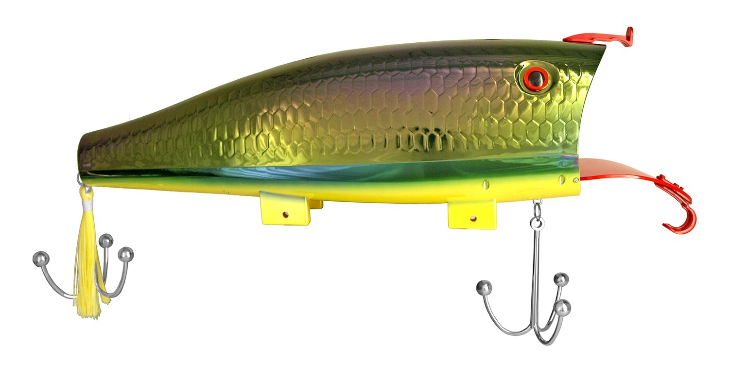 Shad Fishing Lure Mailbox