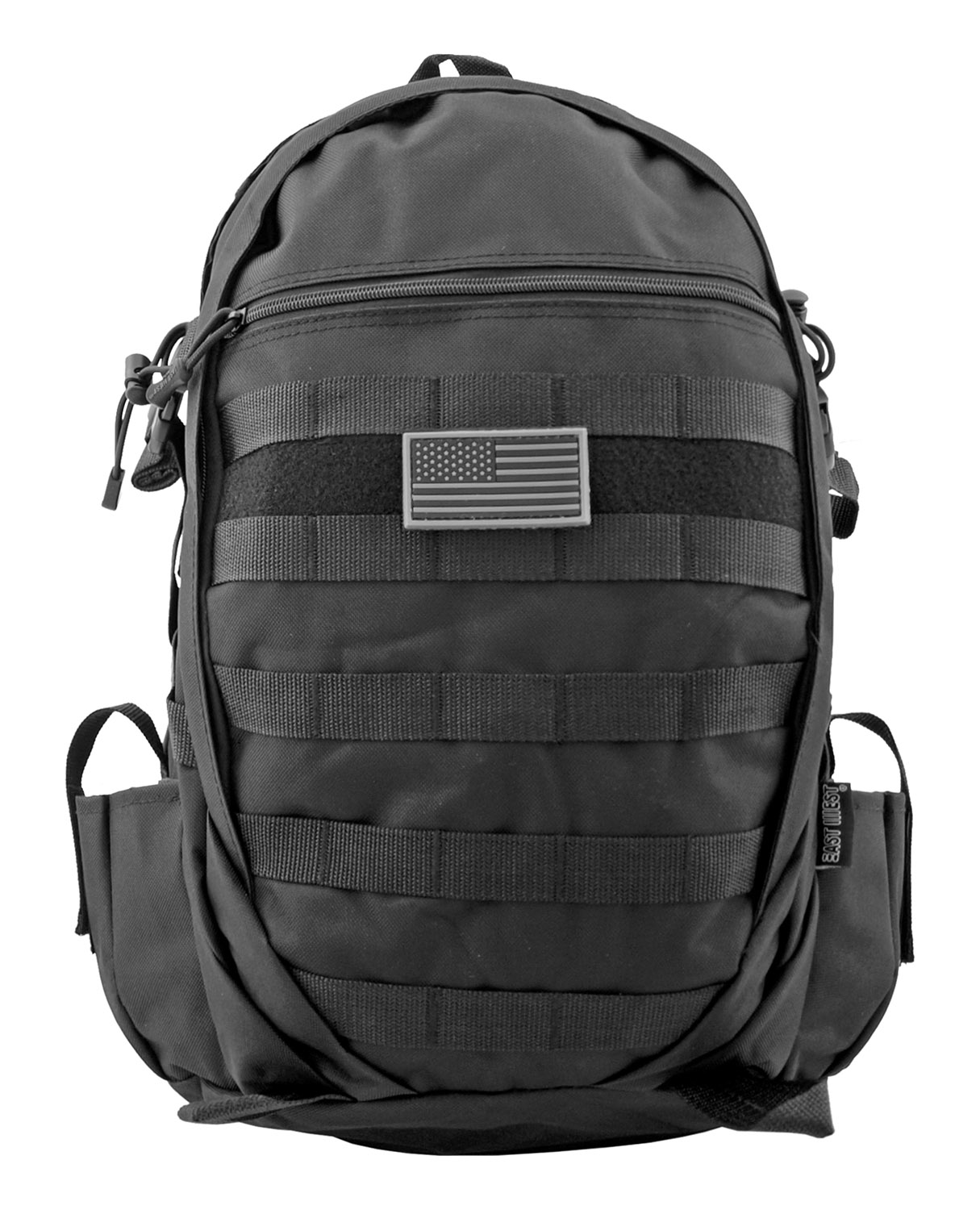 The Runner Tactical Bug Out Backpack - Black