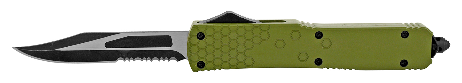 5.13 in Sleek Out the Front Pocket Knife - Olive Green