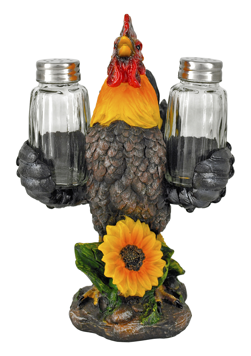 Rooster Salt & Pepper Shaker