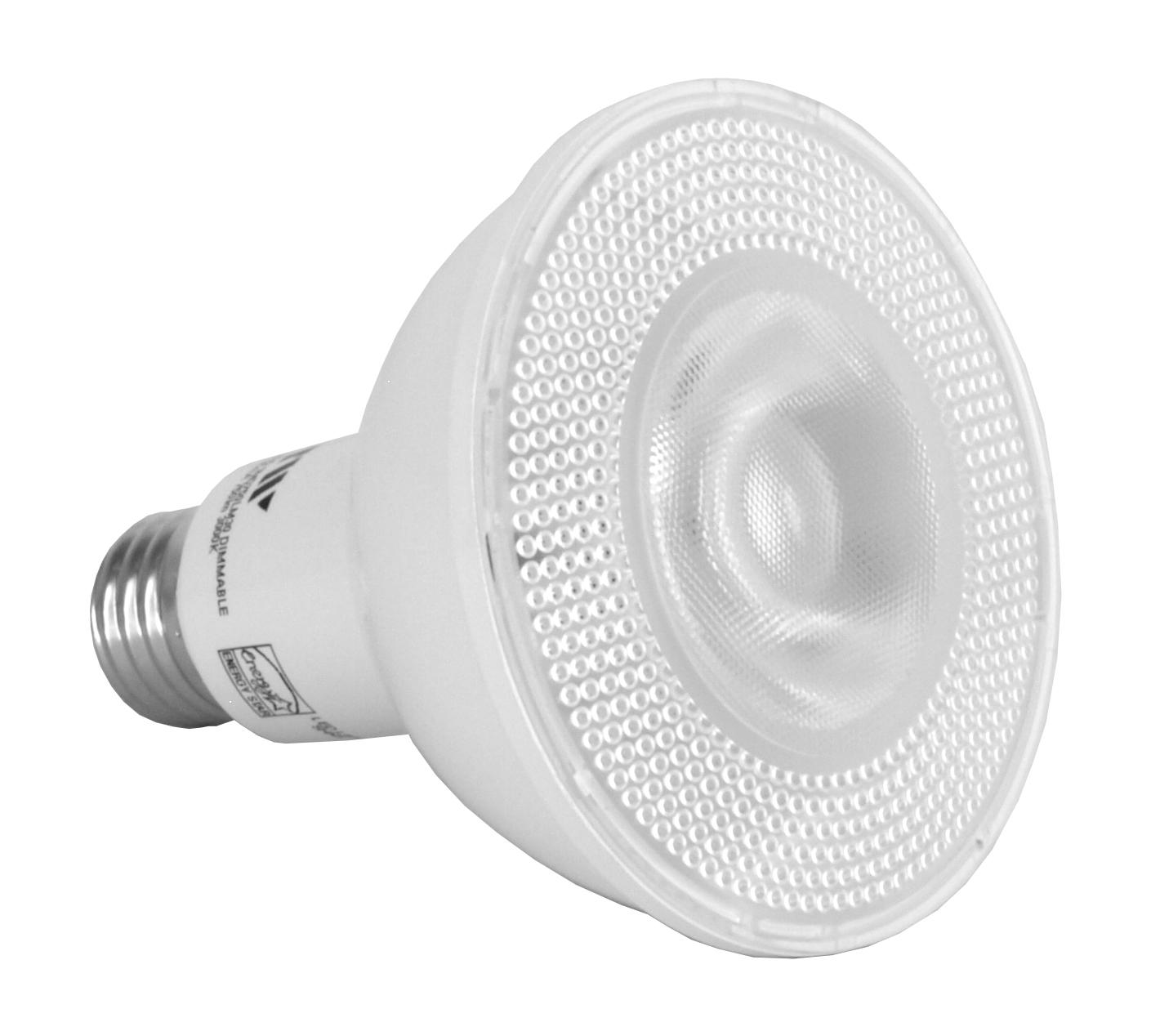 PAR30 LED Flood Light Bulb - 750 Lumen - 3000k