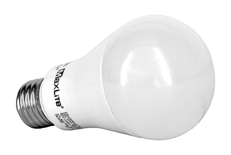 4 pk. A19 LED Light Bulb - 1600 Lumens - 5000k