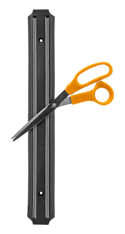 Magnetic Knife Board - Black