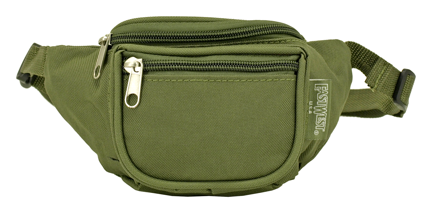 Small Daily Fanny Pack - Olive Green