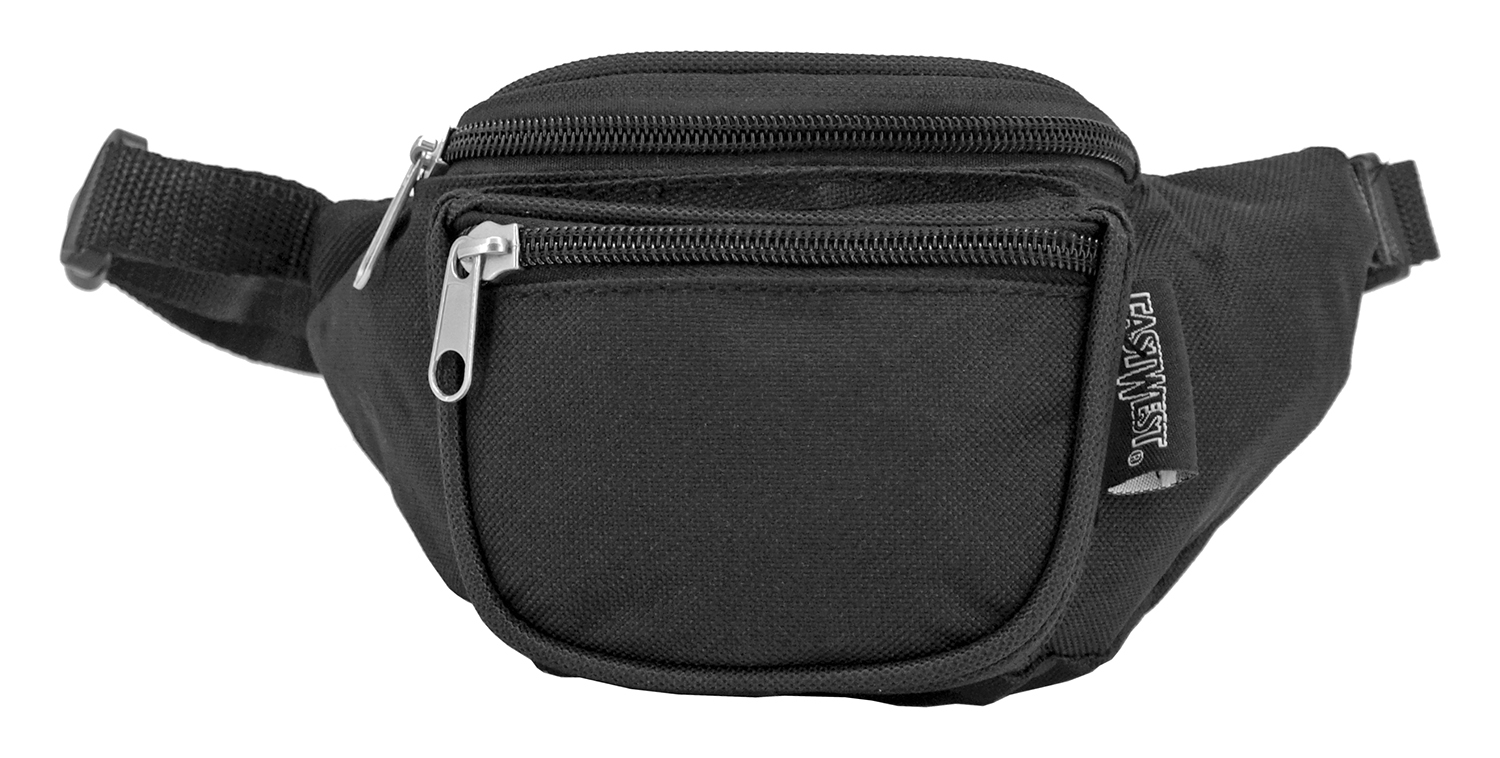 Small Daily Fanny Pack - Black