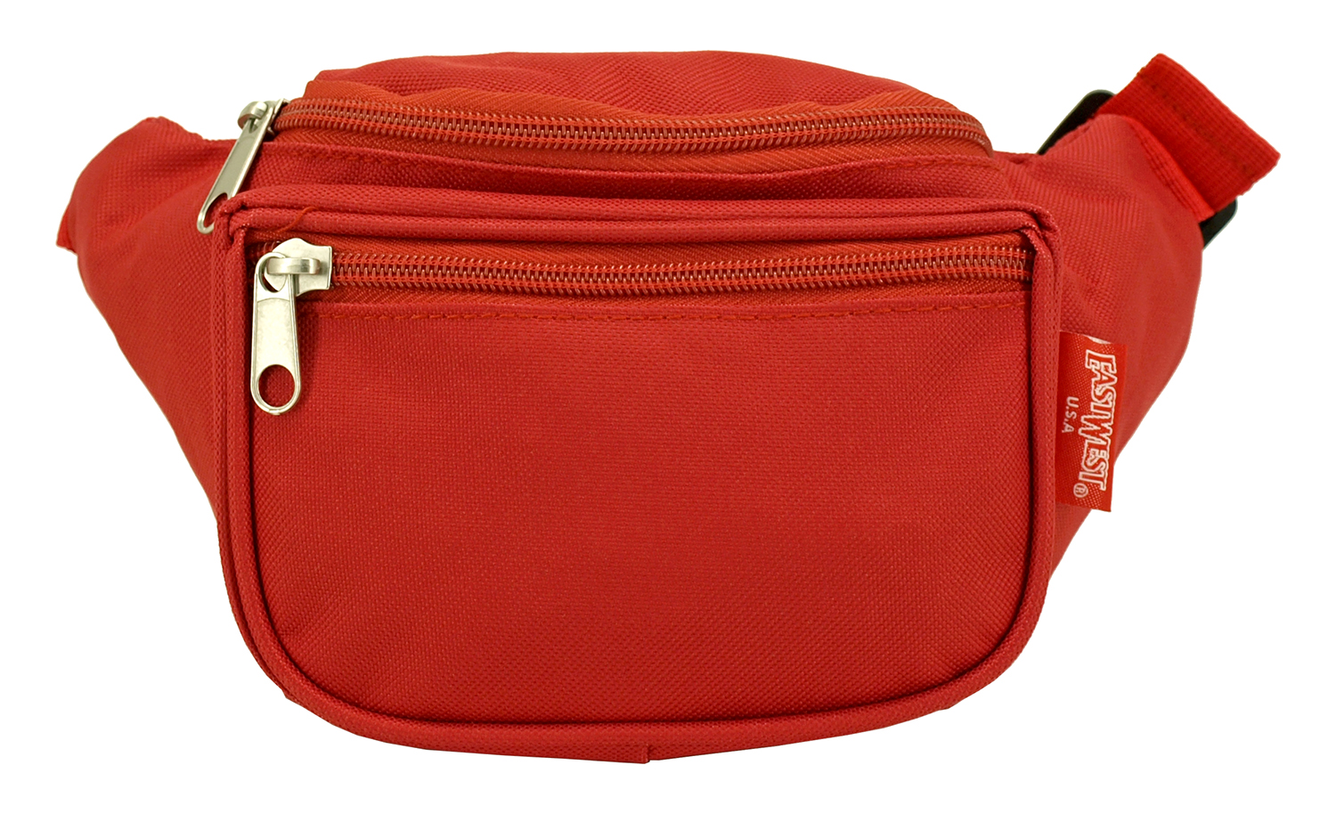 Medium Daily Fanny Pack with Pouch - Red