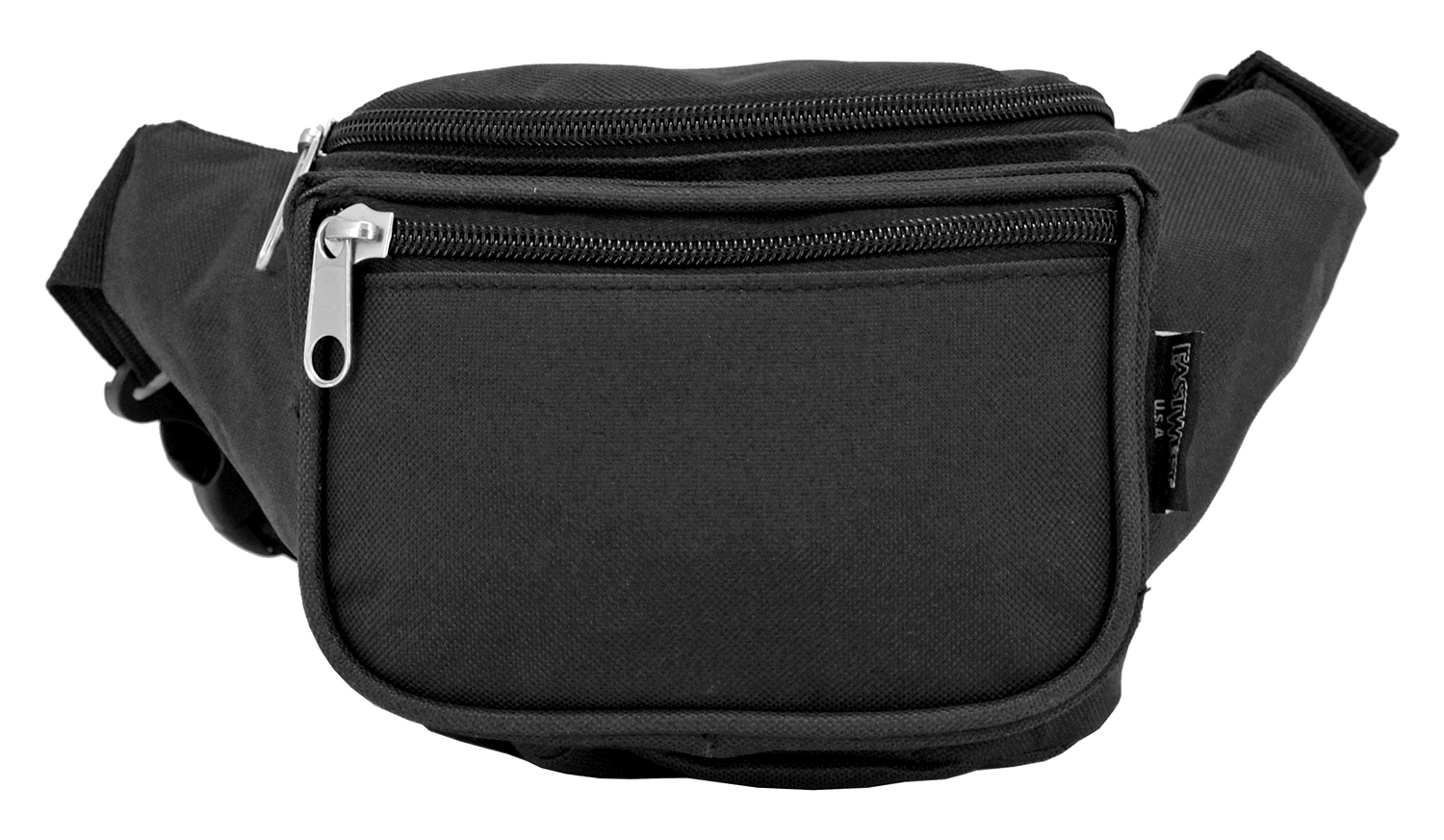 Medium Daily Fanny Pack with Pouch - Black