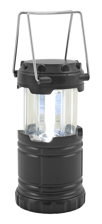 Ultra Bright Mini 3 COB LED Expandable Camping Lantern - Assorted Colors