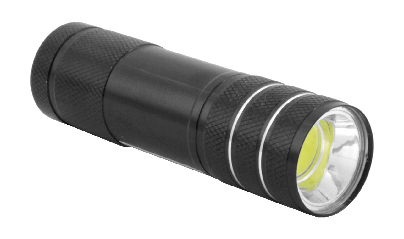 Mini Tactical COB LED Flashlight - Assorted Colors