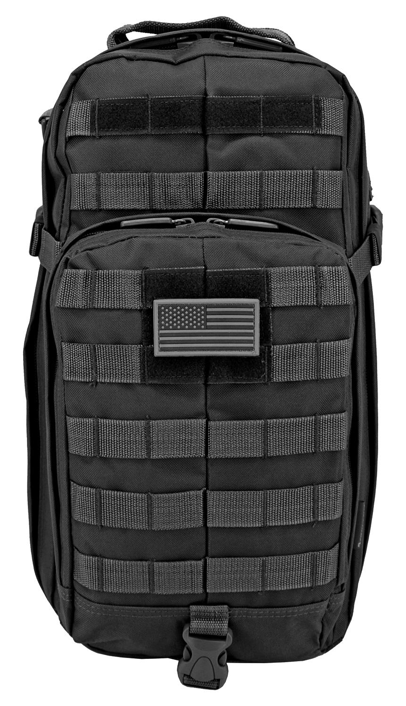 Tactical Rover Sling Bag - Black