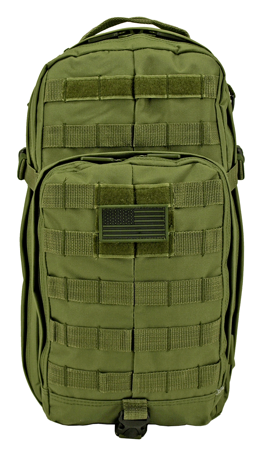 Tactical Rover Sling Bag - Olive Green