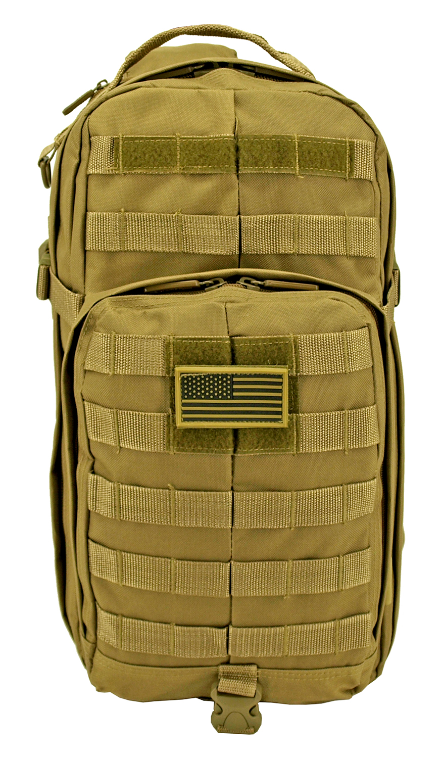 Tactical Rover Sling Bag - Tan
