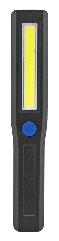 Quick Lite COB LED Push Button Work Light Flashlight