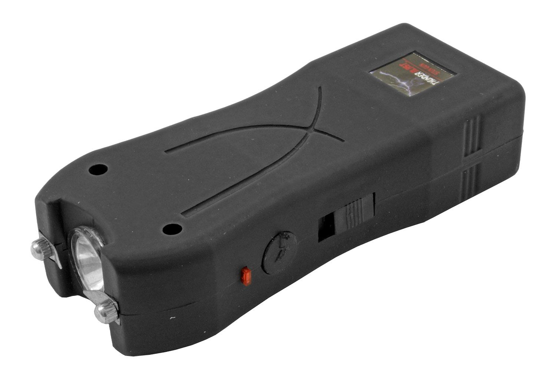 Thunder Blast High Voltage Sparking Stun Gun - Black