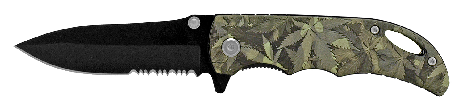 4.13 in Traditional Folding Pocket Knife - Mary Jane