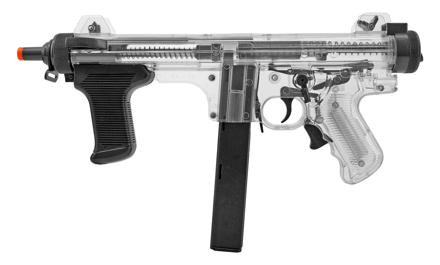 Beretta PM12S Spring Powered Replica Airsoft Rifle