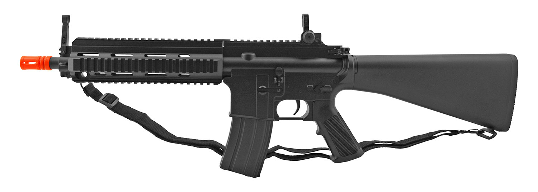 M804B Battery Powered Full Auto Airsoft Assault Rifle Machine Gun