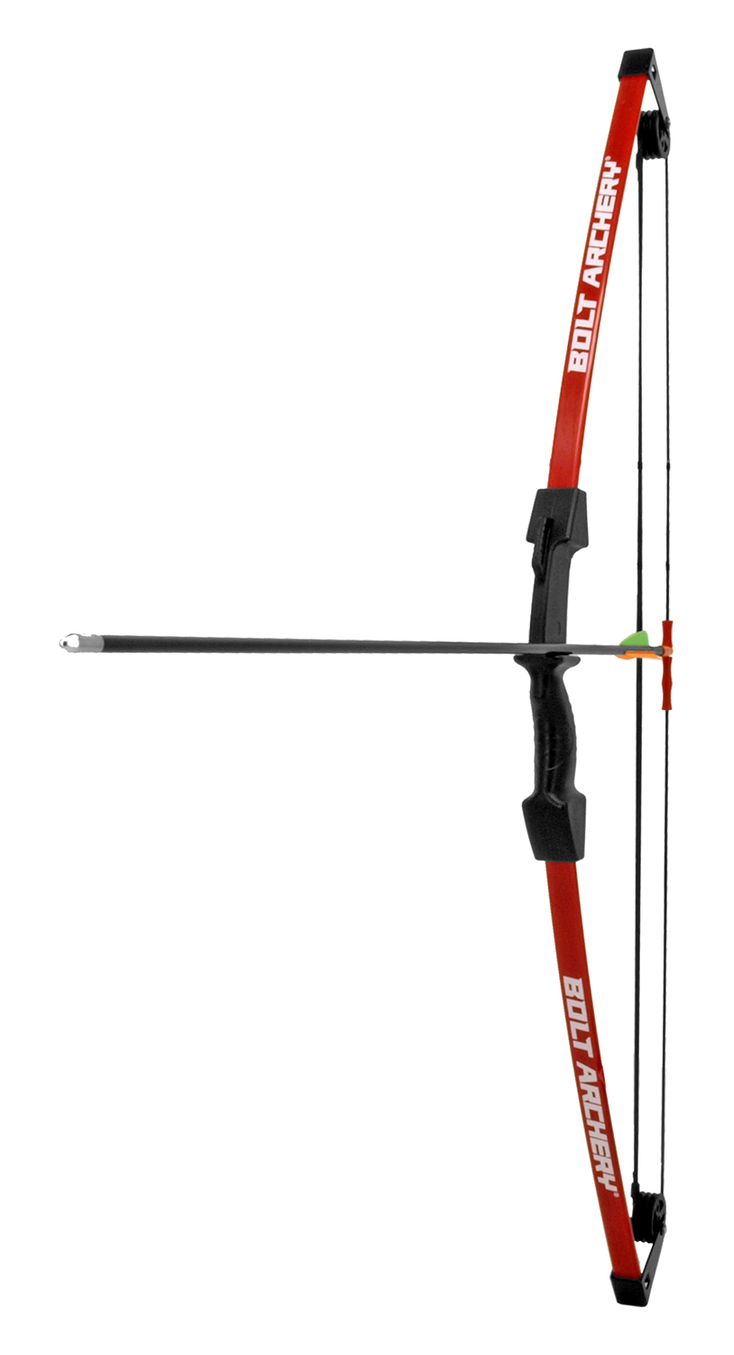 The Tracker Youth Compound Bow and Arrow Set - Bolt Archery