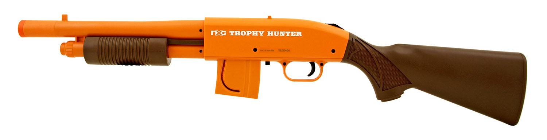 NXG Trophy Hunter Target Game Kit Pump Action Sporting Airsoft BB Shotgun with Targets
