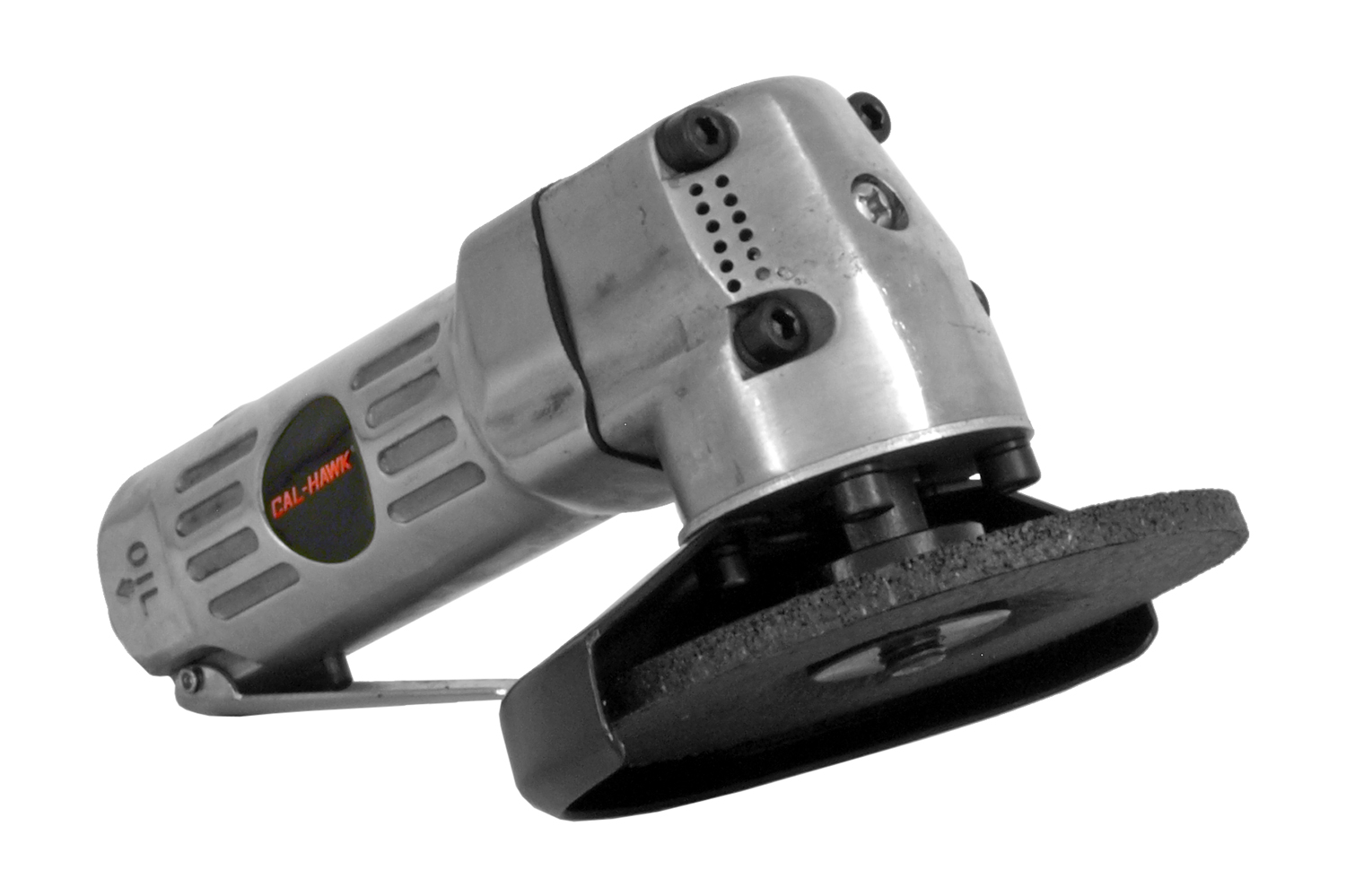 4 in Professional Air Angle Grinder - Cal-Hawk