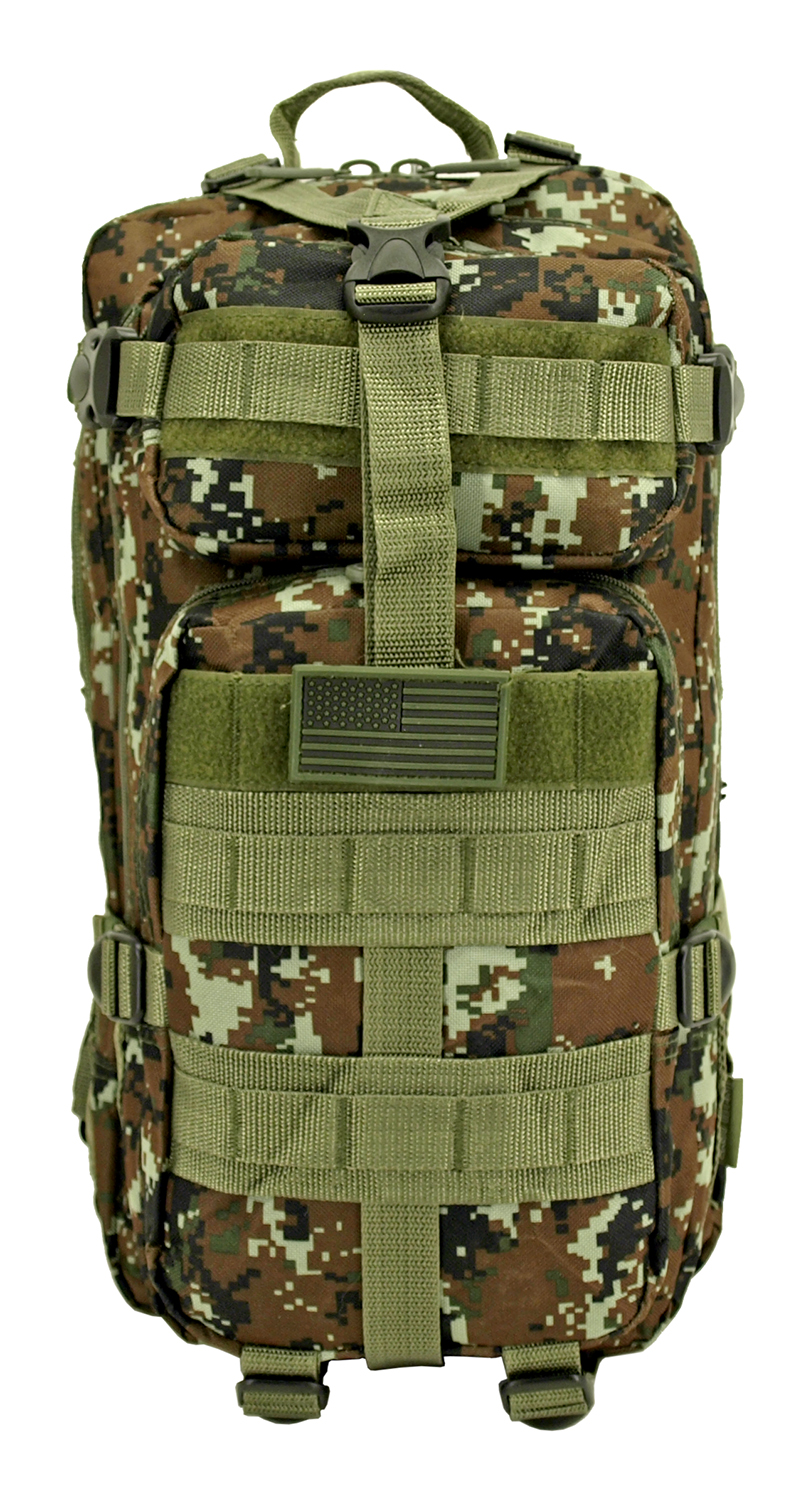 Sortie Mission Pack Backpack - Green Digital Camo