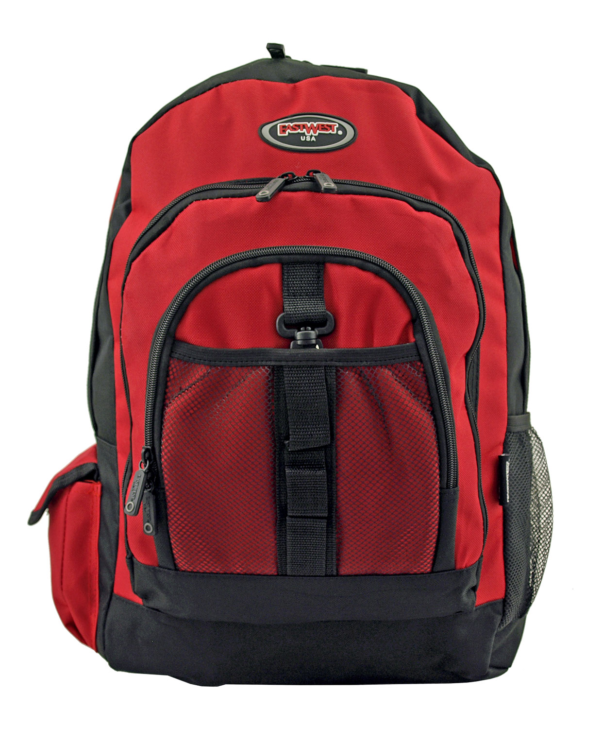 The High Schooler Study Backpack - Red