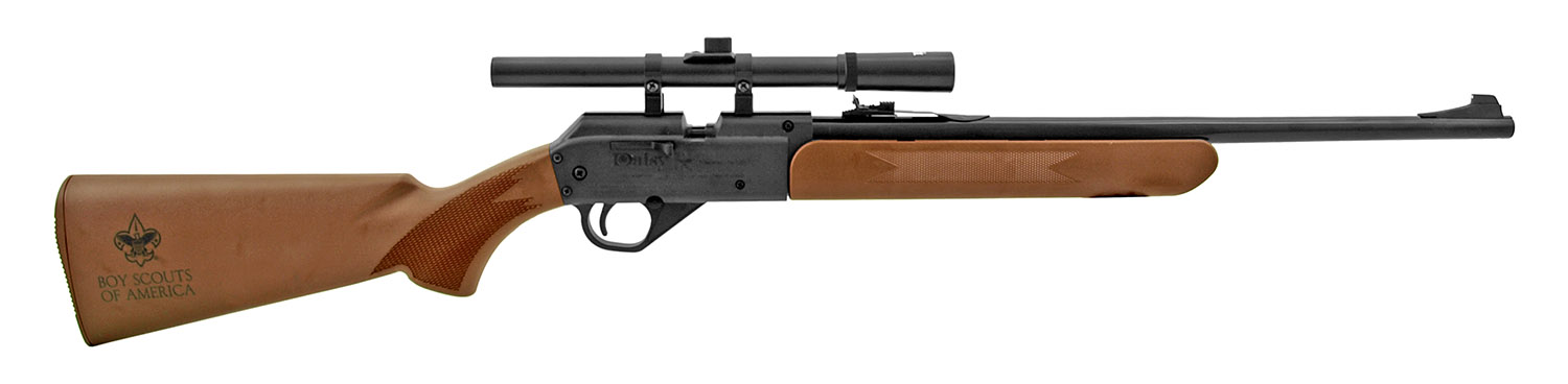 Daisy Boy Scout .177 Cal. BB Air Rifle with Scope - Refurbished