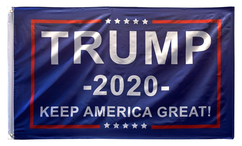 3' x 5' Trump for 2020 Flag
