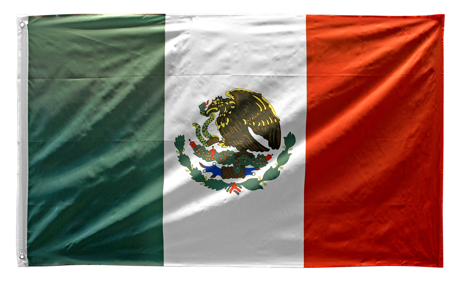 3' x 5' Flag of Mexico