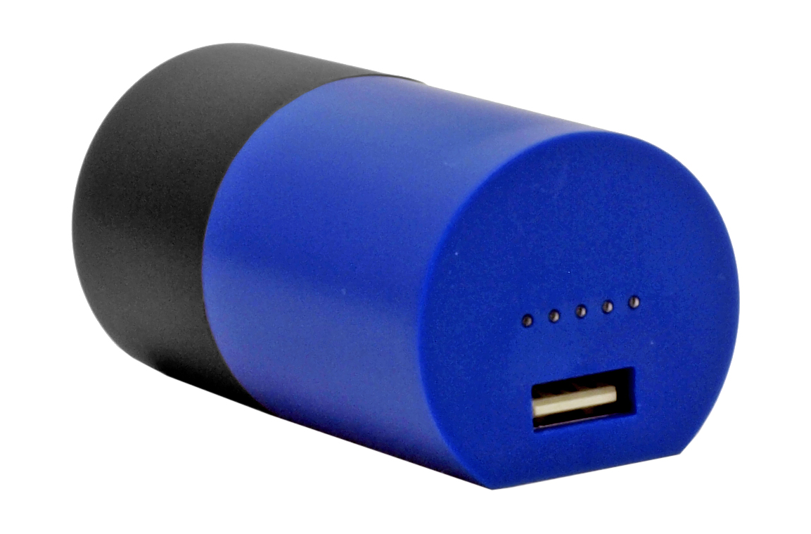 USB Charger Power Bank - Assorted Colors