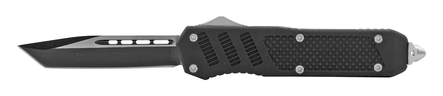 5.5 in Tactical Out the Front Folding OTF Pocket Knife - American Tanto