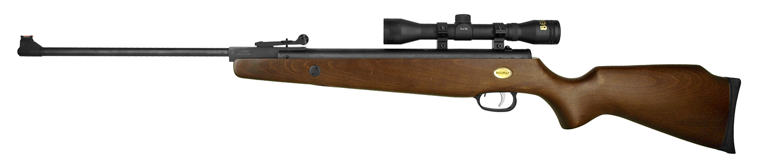 Beeman RS2 .177 and .22 Cal. Rifle with Scope - Refurbished