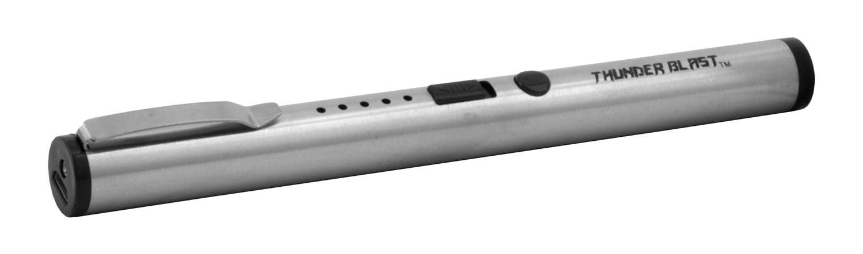 Pen Shaped High Power Stun Gun TW-1903 - Silver